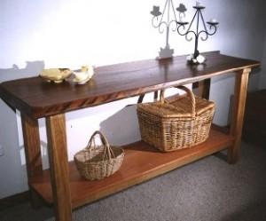 Beautifully restored table